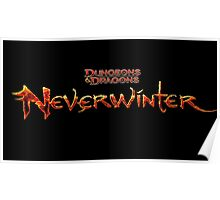 Dungeons & Dragons : Neverwinter Poster