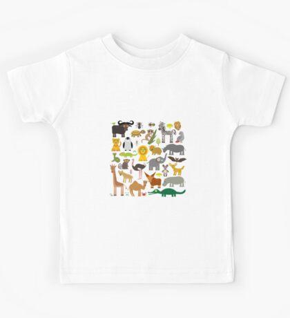 Animals Kids Tee