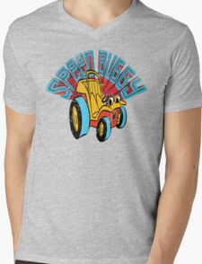 Speed Buggy Mens V-Neck T-Shirt