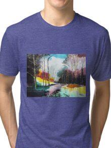 Deep 5 Tri-blend T-Shirt