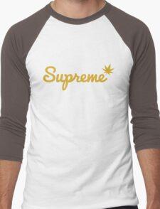 Supreme Latin Men's Baseball ¾ T-Shirt