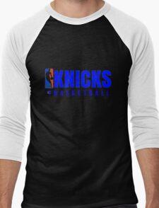 Vintage Knicks Men's Baseball ¾ T-Shirt