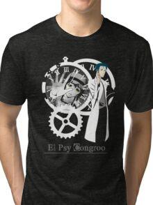 Steins;Gate Okarin Tri-blend T-Shirt