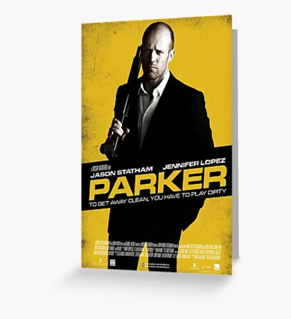 Parker Greeting Card