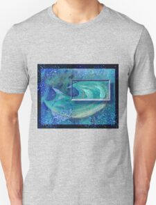 Abstract Art  - Thirst / Water Immersion Dream T-Shirt