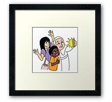 Pope Framed Print