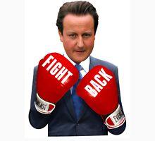 Fight Back, David Cameron Unisex T-Shirt