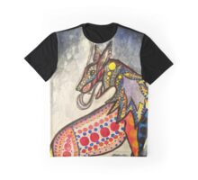 Lapsang Souchong Wolf Graphic T-Shirt