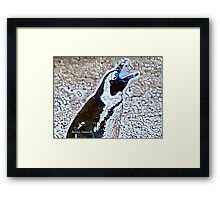 Can't You Hear Me Calling You? Framed Print