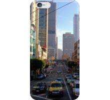 City Street iPhone Case/Skin