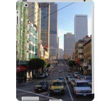 City Street iPad Case/Skin