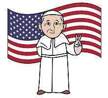 Pope Photographic Print