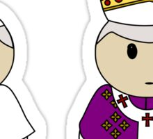 Pope Sticker