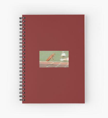 Roach Run Notebook  Spiral Notebook