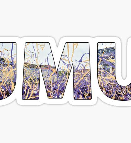 James Madison University - Bridgeforth Sticker