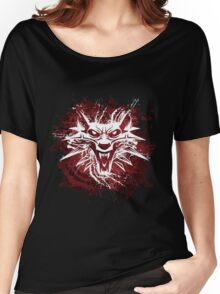 The White Wolf Women's Relaxed Fit T-Shirt