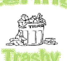 Litterbug Sticker