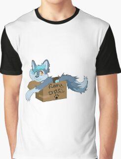 You're furry trash! Graphic T-Shirt