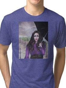 A Witch's Summer Tri-blend T-Shirt