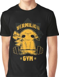 Vermilion Gym Graphic T-Shirt