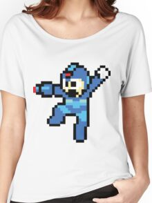 Mega-Man Women's Relaxed Fit T-Shirt