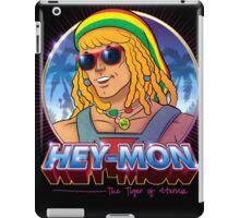Hey-Mon iPad Case/Skin