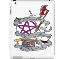 Buffy Design iPad Case/Skin