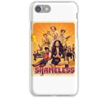 shameless iPhone Case/Skin