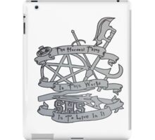 Buffy Design iPad Case/Skin