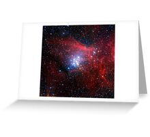 Out Of This World Greeting Card