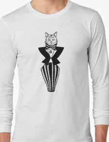 Klaus Meowmi Long Sleeve T-Shirt
