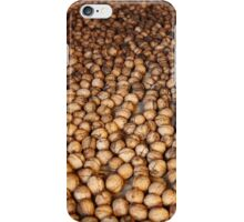 Walnuts for dry iPhone Case/Skin