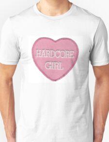 Hardcore Girl T-Shirt