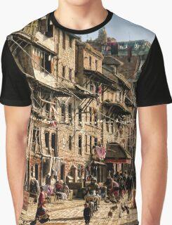 Thamel Gate Graphic T-Shirt