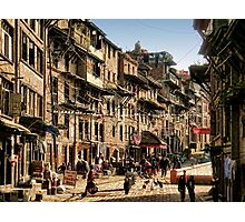 Thamel Gate Photographic Print