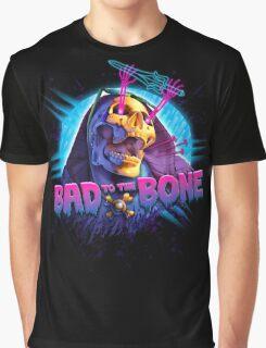 Bad to the Bone Graphic T-Shirt