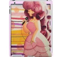Rose Singing iPad Case/Skin