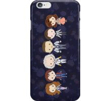 BTTF CutiEs iPhone Case/Skin