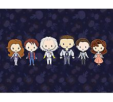 BTTF CutiEs Photographic Print