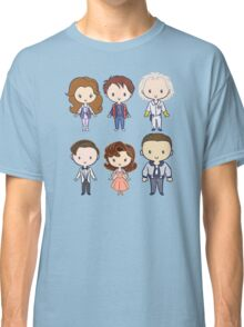 BTTF CutiEs Classic T-Shirt