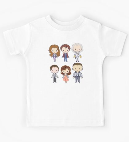 BTTF CutiEs Kids Tee