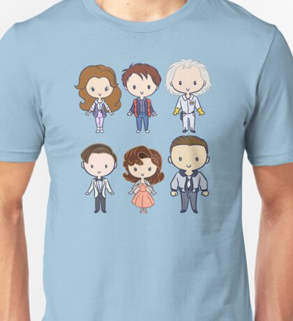 BTTF CutiEs Unisex T-Shirt
