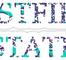 Westfield State Sticker