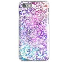 Galaxy Mandala iPhone Case/Skin