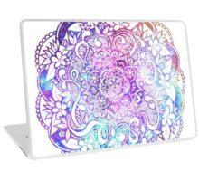 Galaxy Mandala Laptop Skin