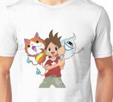 Yokai Watch : Anime 1 Unisex T-Shirt