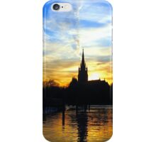 Sunset in Marlow iPhone Case/Skin