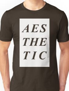AESTHETIC Unisex T-Shirt