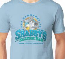 Sharky's Seaside Bar Unisex T-Shirt