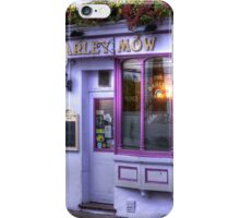The Barley Mow iPhone Case/Skin